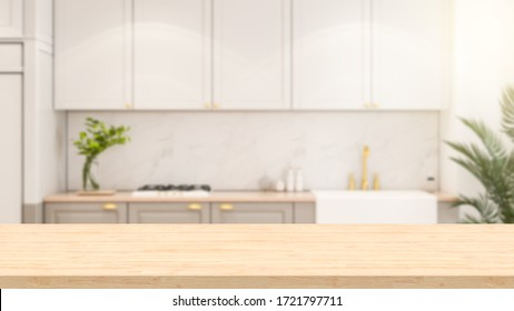 Kitchen Sink Table Hd Stock Images Shutterstock