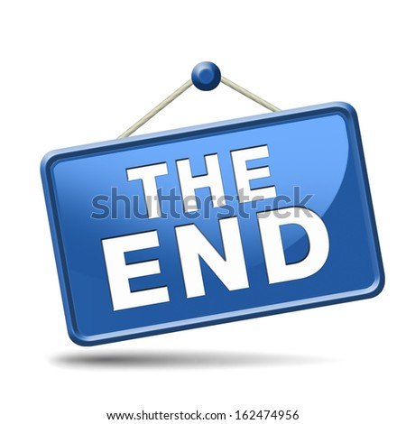 End Icon Sign Finish Point Wayのイラスト素材 162474956 Shutterstock