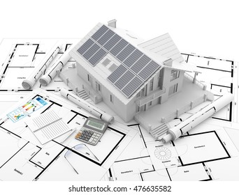 energy efficient construction 3d rendering 260nw 476635582 solar power diagram images, stock photos & vectors shutterstock