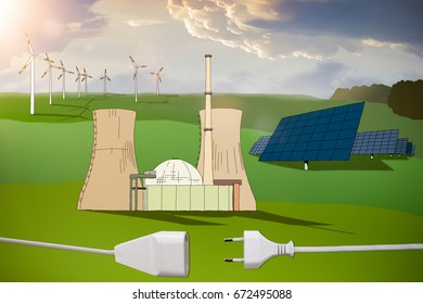 Energy production resource