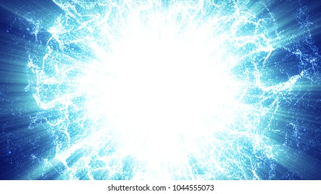 energy wave abstract color background
