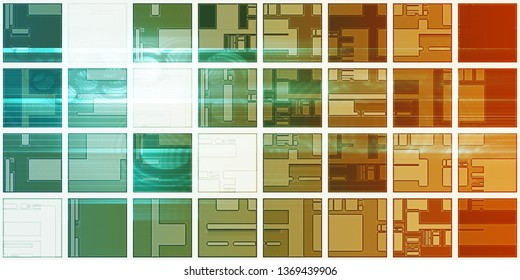 Engineering Design Background as a Data Schematic Concept