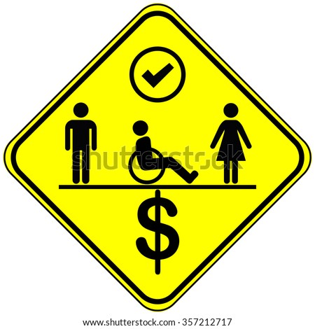 Royalty Free Stock Illustration Of Equal Employment Opportunities