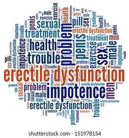 erectile dysfunction or gay