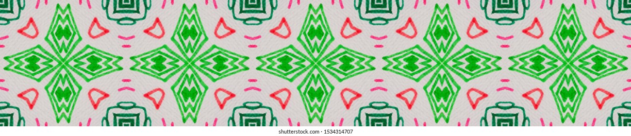 Ethnic Geometry. White Yoga Parties. Rainbow Ethnic Patchwork. Rainbow Old Style Mexican. Rainbow Seamless Fabric Design. Abstract African Women.