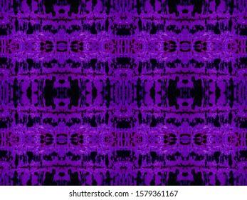 Ethnic Stripes. Lavender Repeat Ornament. Shibori Print. Burgundy Tie Dye Elements. Violet Batik Zig Zags. Mulberry Watercolor Silk. Fuchsia Modern Ikat Art. Indigo Grunge Ethnic.