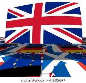 Europe north irland scotland United Kingdom france germany