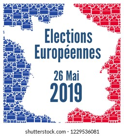 European Union elections 2019 in France