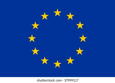 European Union Flag Standard
