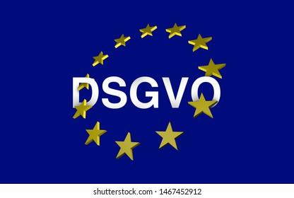 European Union GDPR DSGVO Guidelines