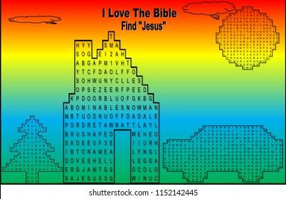 Sunday School Logo Images, Stock Photos & Vectors | Shutterstock