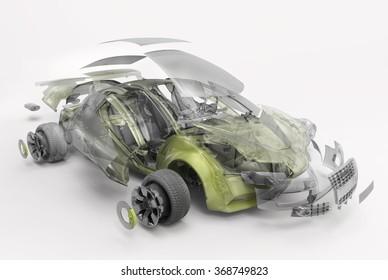 Ilustraciones Imagenes Y Vectores De Stock Sobre Car Engine