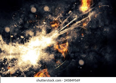explosion abstraction