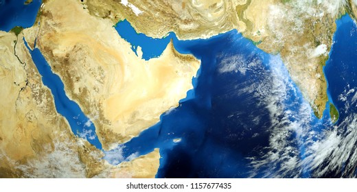 Extremely detailed and realistic high resolution 3d illustration of planet Earth. Shot from Space. Elements of this image are furnished by Nasa