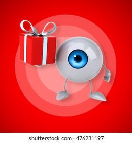 Eye - Shutterstock ID 476231197