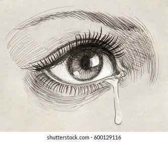 Eye and tear