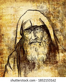 """Ezekiel - according to Christian teaching, one of the four Old Testament """"great prophets""""; in Judaism - one of the three """"great prophets"""""""