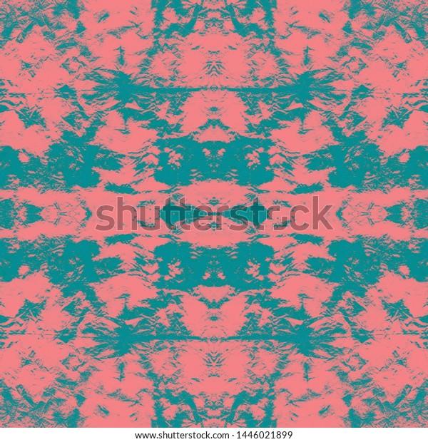 Fabric Design Pattern Fabric Print Modern Stock Illustration
