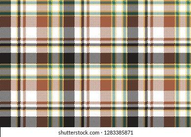 fabric tartan print seamless сheck plaid pattern background texture