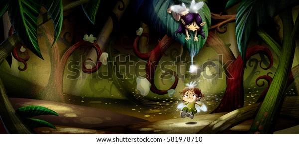 Fairies for children