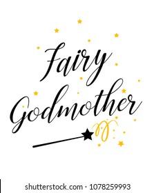 Fairy Godmother Design