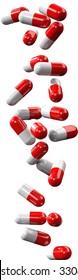 Falling Pills