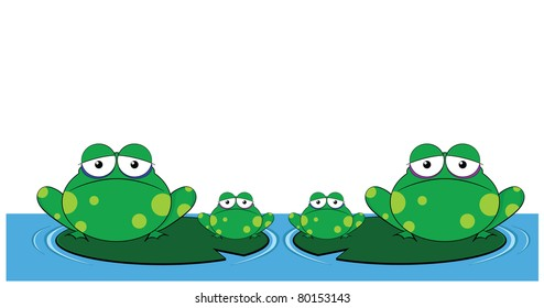 frog on lily pad images stock photos vectors shutterstock rh shutterstock com Frog Outline Drawing frog on lily pad clipart