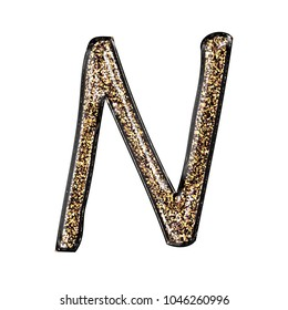 Letter N Fancy Images, Stock Photos & Vectors | Shutterstock