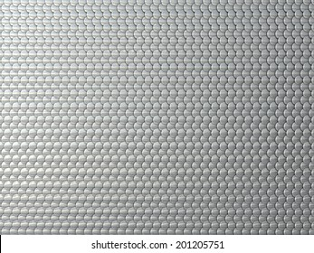Fantasy steel squama,scales background or texture