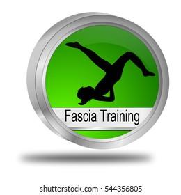 Fascia Training button