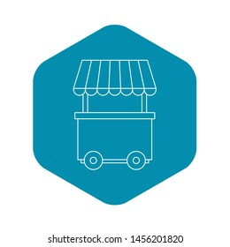 Fast Food Trolley Images, Stock Photos & Vectors | Shutterstock