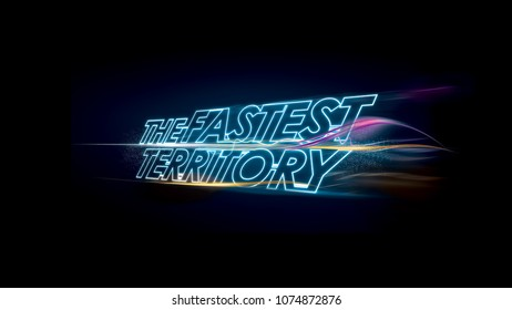 The Fastest Territory in Speed
