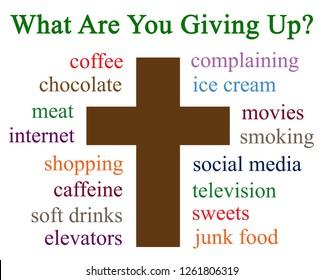 Fasting for Lent