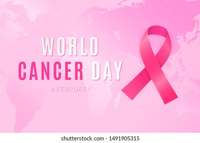 February 4 is world day when all people unite against the cancer