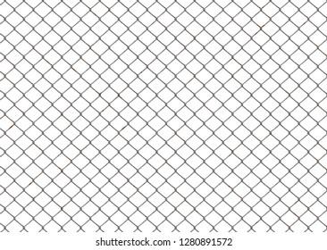 fence chainlink 3d illustration 40x29cm 300dpi