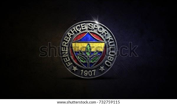 Ilustracoes Stock Imagens E Vetores De Fenerbahce 3d Logo 732759115
