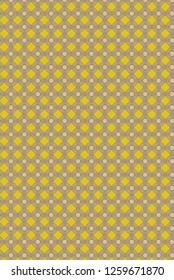 fFresh upbeat geometric pattern