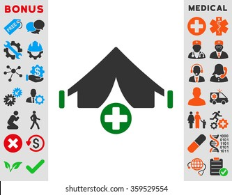 Field Hospital Icon