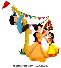 Filipino Cartoon Images Stock Photos Vectors Shutterstock