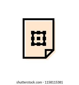 file icon - tranform