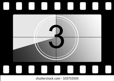 Film countdown 3