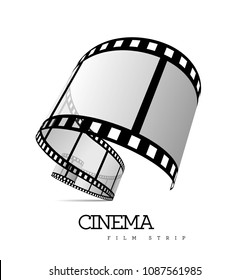 Film strip illustration