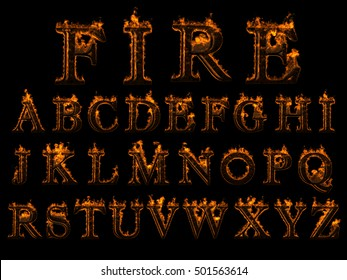 fa7560245ed3a Flaming Letters Images, Stock Photos & Vectors | Shutterstock