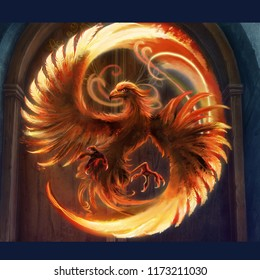 fire bird Pheonix