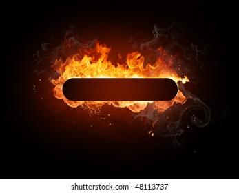 Fire Concept Images, Stock Photos & Vectors | Shutterstock