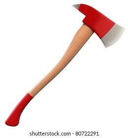 firefighter axe