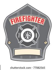 fireman badge images stock photos vectors shutterstock