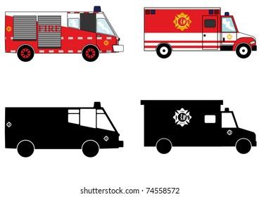 Fireman transportation 3