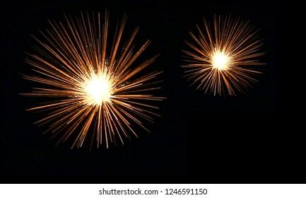 Fireworks Festival New Year Celebration