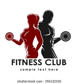 Female Fitness Silhouette Images Stock Photos Vectors Shutterstock Download 25,164 woman silhouette free vectors. https www shutterstock com image illustration fitness club logo emblem woman man 296132105